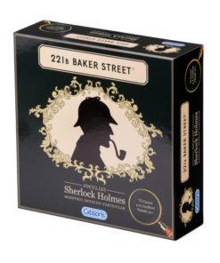 221B Baker Street Sherlock Holmes (RO)