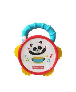 Jucarie bebelusi Fisher Price, Tamburina Panda