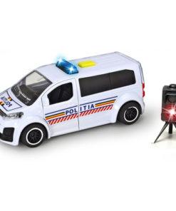 Masina de Politie Citroen SpaceTourer cu Radar de Viteza