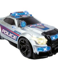 Masina de Politie Street Force cu Sunete si Lumini