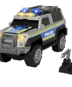 Masina de Politie SUV cu Accesorii