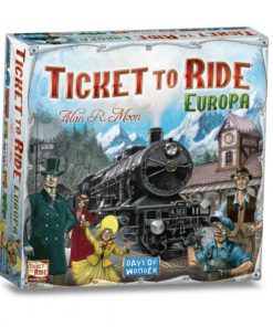 Ticket to Ride Europa (RO)