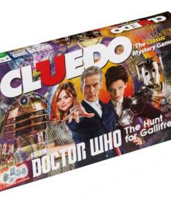 Cluedo Doctor Who (EN)
