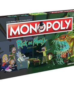 Monopoly Rick and Morty (EN)