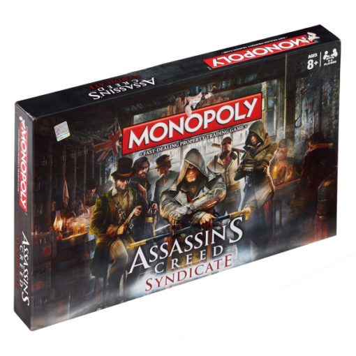 Monopoly Assassin s Creed Syndicate (EN)