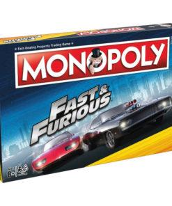 Monopoly Fast Furious (EN)