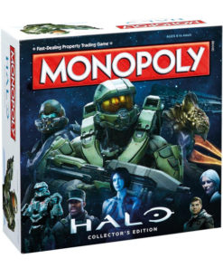 Monopoly Halo (EN)