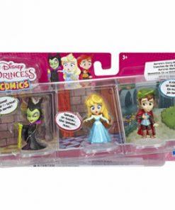 Set 3 mini figurine Disney Princess Comics - Aurora