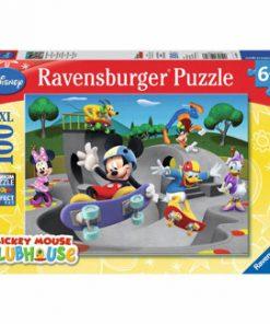 Puzzle Clubul amuzant Disney, 100 piese