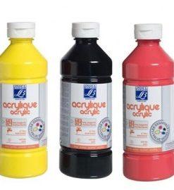 Culori acrilice 500 ml