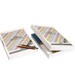 Set 288 creioane colorate triunghiulare - Heutink