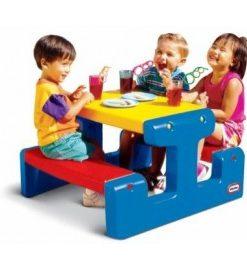 Litlle Tikes - Masa picnic pentru 4 copii