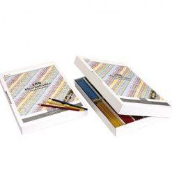 Set 288 creioane colorate Goldline 3.7 mm - Heutink
