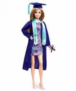 Papusa Barbie de colectie - Absolventa
