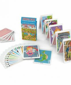 Carti de joc 22 povesti