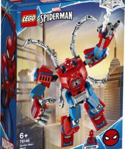 LEGO Super Heroes, Robot Spider Man 76146