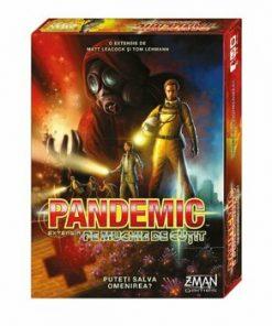Joc Pandemic - extensie Pe muchie de cutit