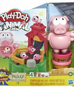 Play-Doh, Set Animal Crew - Familia Purcelusilor