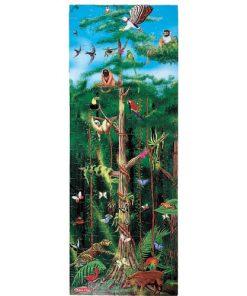 Puzzle de Podea Padurea Tropicala