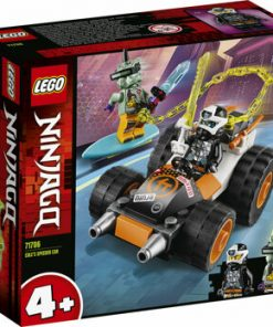 LEGO NINJAGO, Masina de viteza a lui Cole 71706