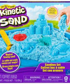 Kinetic Snad, Set complet albastru