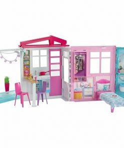 Casa Barbie portabila