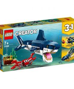 LEGO® Creator - Creaturi marine din adancuri (31088)