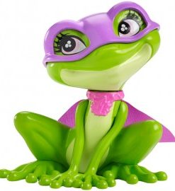 Barbie Super Power Princess - Figurina Broasca magica