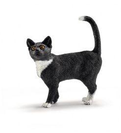 Figurina schleich pisica stand in picioare 13770