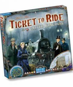 Joc Ticket to Ride United Kingdom