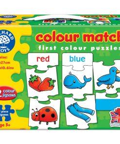 Joc Educativ in Limba Engleza Invata Culorile prin Asociere