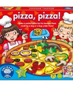 Joc Educativ Pizza Pizza!