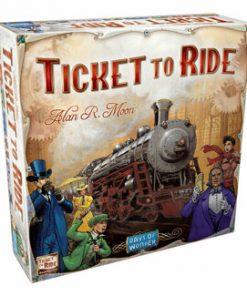 Joc Ticket to Ride - limba romana
