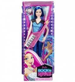 Papusa Barbie Rock N Royals - Pop Stars ZIA