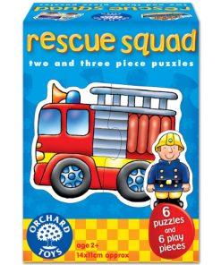 Set 6 Puzzle Echipa de Salvare