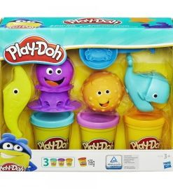 Set plastelina Play Doh ocean b1378
