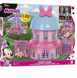 Set de joaca disney - Casuta lui Minnie Mouse