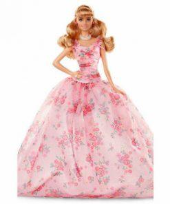 Papusa Barbie de colectie - Dorinta aniversara