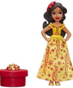 Figurina Disney Princess Elena din Avalor in Tinuta de Craciun