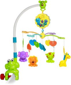 Carusel Muzical Electric Froggy