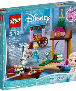 LEGO Disney Aventura Elsei la Piata 41155