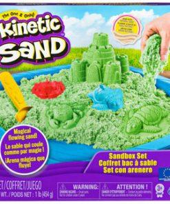Kinetic Snad, Set complet verde