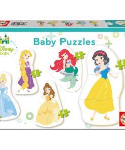Puzzle Baby Disney Princess 19 Piese