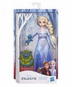 Frozen 2 - Papusa Elsa cu accesorii
