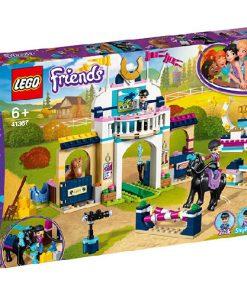 LEGO Friends Sariturile cu Calul lui Stephanie 41367