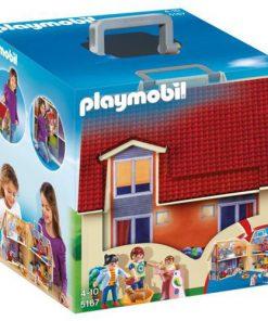 Set de Constrctie Casa de Papusi Mobila - Dollhouse