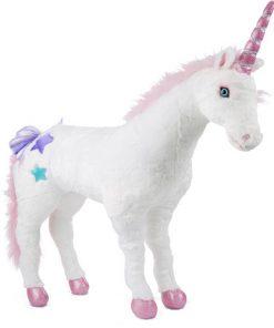Jucarie de Plus Unicorn Gigant