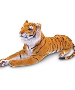 Jucarie de Plus Tigru Gigant
