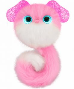 Jucarie Interactiva Pomsies Catelul Puppy Bubblegum