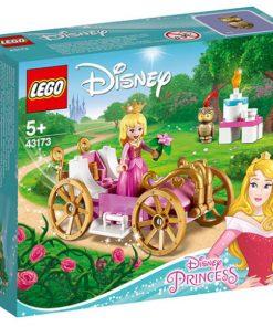 LEGO Disney Trasura Regala a Aurorei 43173